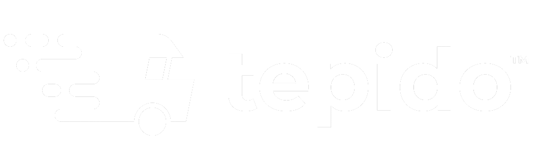 tepido logo transparent